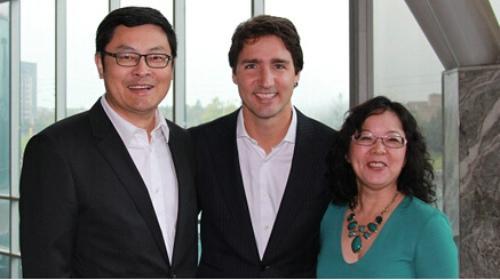 加拿大第一位大陆背景国会议员谭耕宣布退选