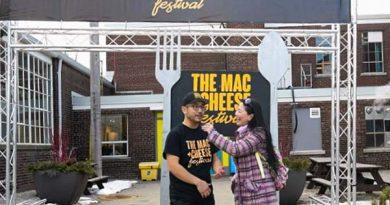 第六届北美 Mac & Cheese 节密西沙加举行