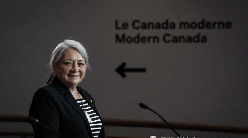 加拿大首位原住民人士玛丽·西蒙(Mary Simon)出任总督